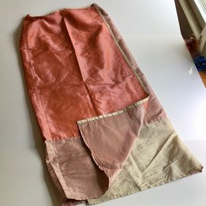 Margaret O'Leary Silk Taffeta Skirt